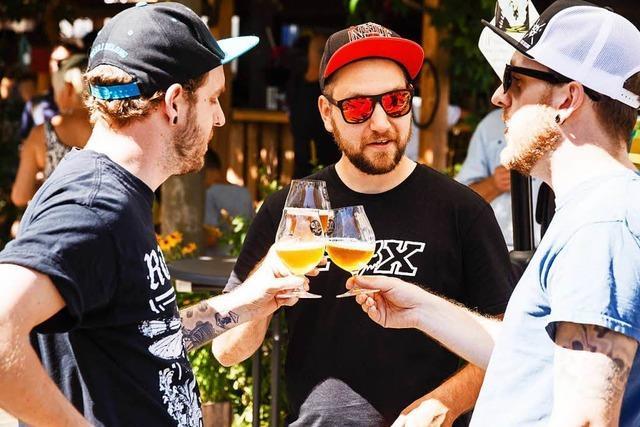 Wie war's beim...Craftbier-Festival in Freiburg?