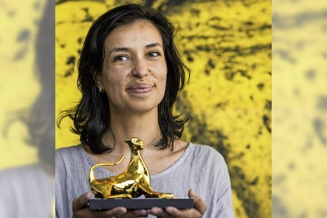 Ralitza Petrova erhält Goldenen Leoparden beim Filmfest in Locarno