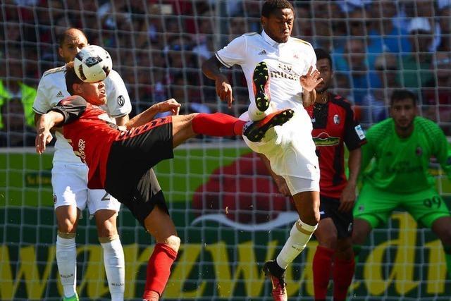 SC Freiburg: Test gelungen, trotzdem gegen AC Milan verloren