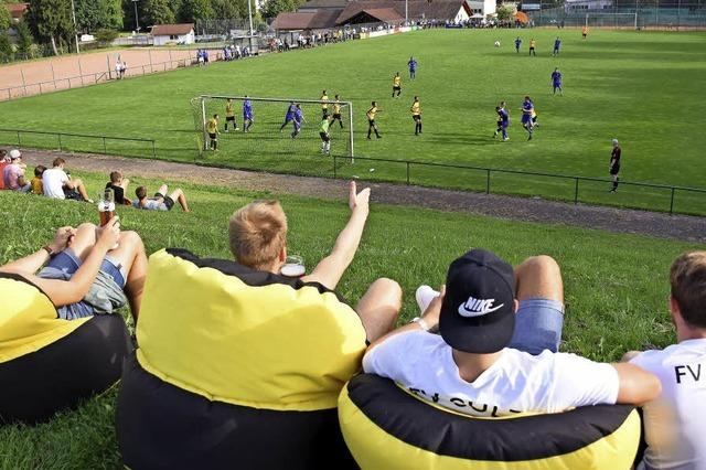 FV Sulz teilt Punkte bei seiner Rückkehr in die Bezirksliga