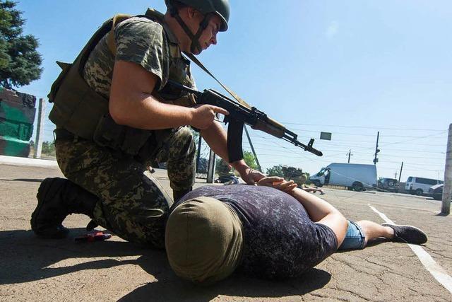 Jüngste Eskalation auf der Krim wirft Fragen auf