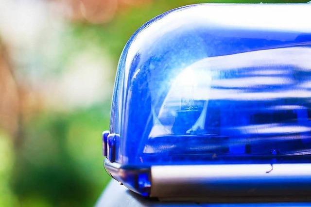 Familienstreit in Freiburg eskaliert - Mann verletzt Frau mit Messer