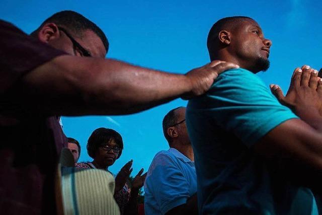 Schüsse bei Protesten in Milwaukee – ein Verletzter