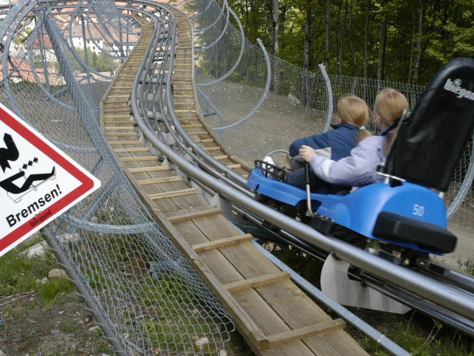 Bei Bahnen dieser Art gilt: Benutzung auf eigene Gefahr. (Symbolbild)   | Foto: Bergmann