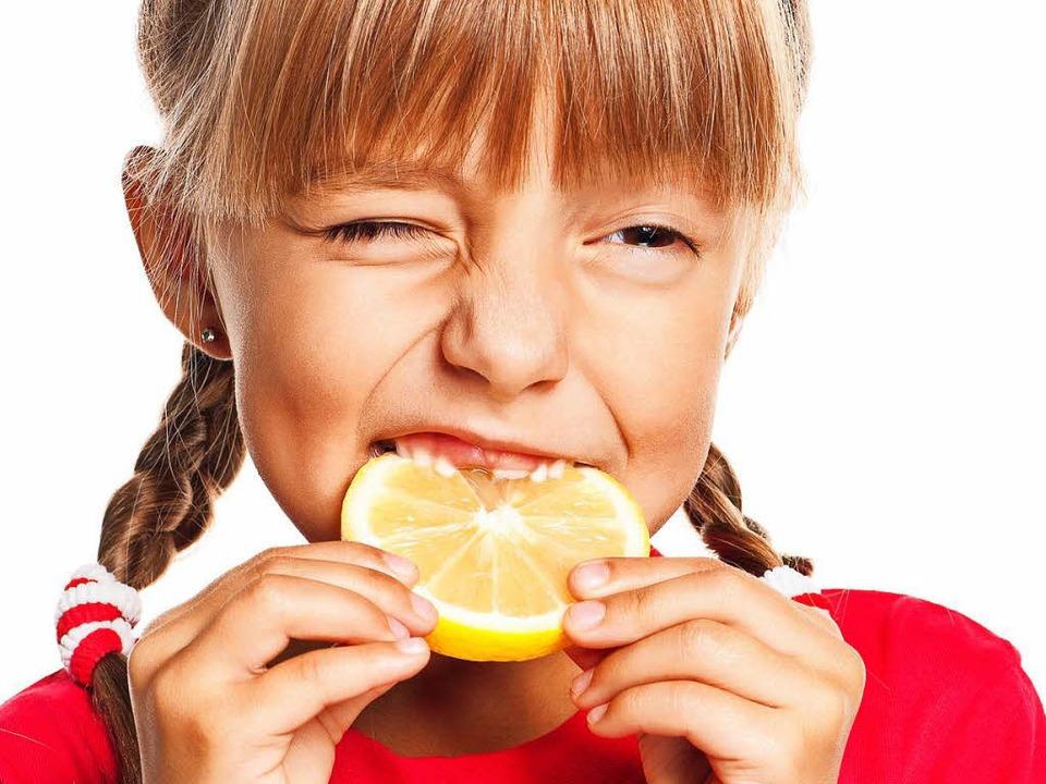 Wie die Geschmäcker auch sind – die Zitrone bleibt sauer.   | Foto: Colourbox