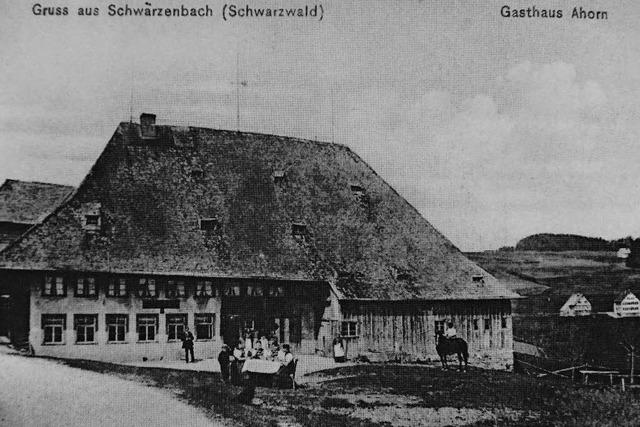 Schwärzenbach rockt die 700 Jahre