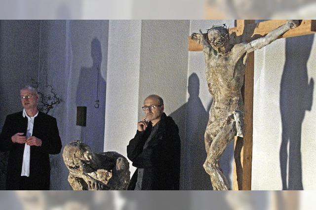 Wenn Kunst in die Kirche kommt