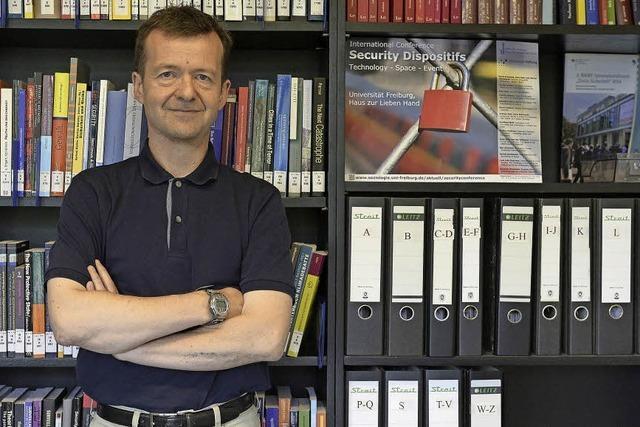 Freiburger Soziologe untersucht Strategien für mehr Sicherheit
