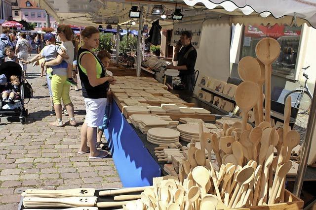 Jahrmarkt in Waldkirch