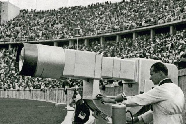 Olympia 1936: Das erste mediale Großereignis der Moderne