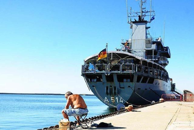 Bundeswehr soll die libysche Küstenwache ausbilden