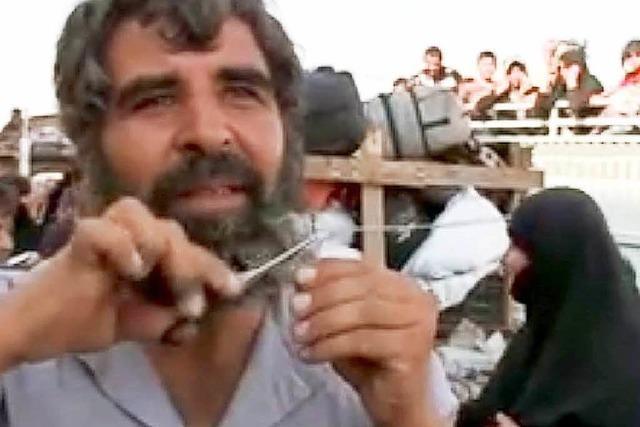 Der IS in der Defensive – Jubel in den befreiten Gebieten