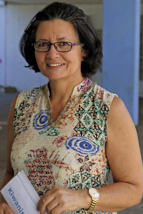 Sozialarbeiterin Petra Zai-Englert  | Foto: Salome Berblinger
