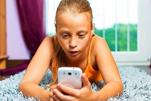 Machen Smartphones unsere Kinder kurzsichtig?