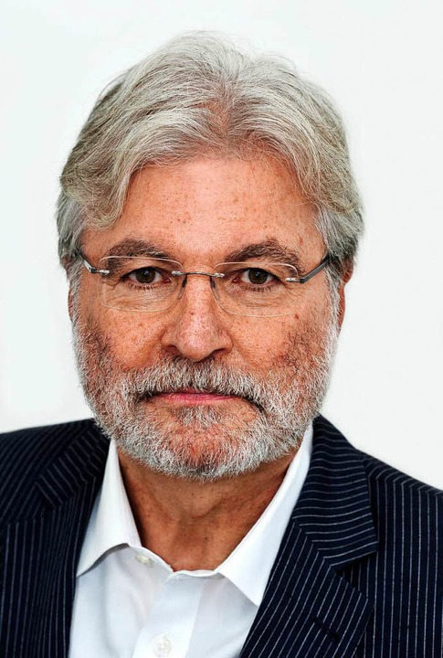 BZ-Chefredakteur Thomas Hauser argumen...gen ein Verbotb der Vollverschleierung  | Foto: Thomas Kunz