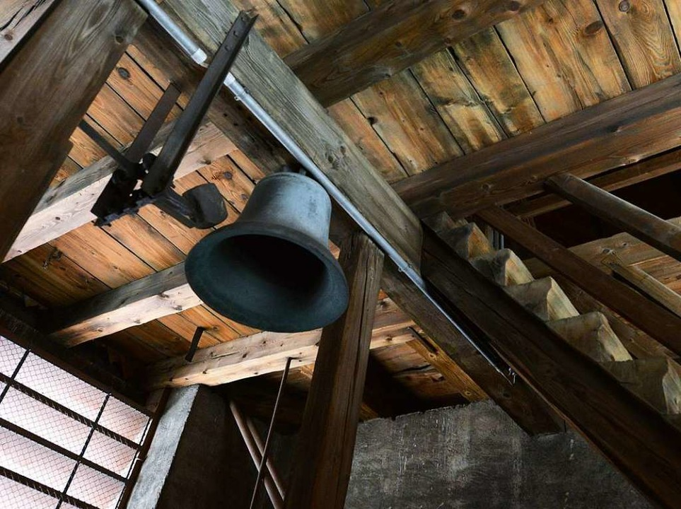Glocken im Martinstor    Foto: Rita Eggstein