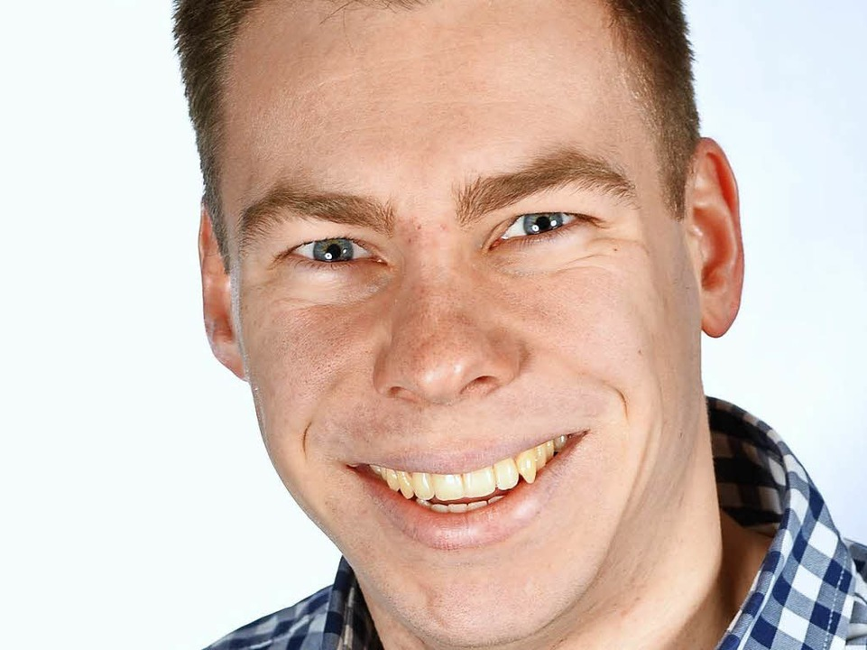 Patrick Seibert, UniTV- und Radio-Redaktion  | Foto: Privat