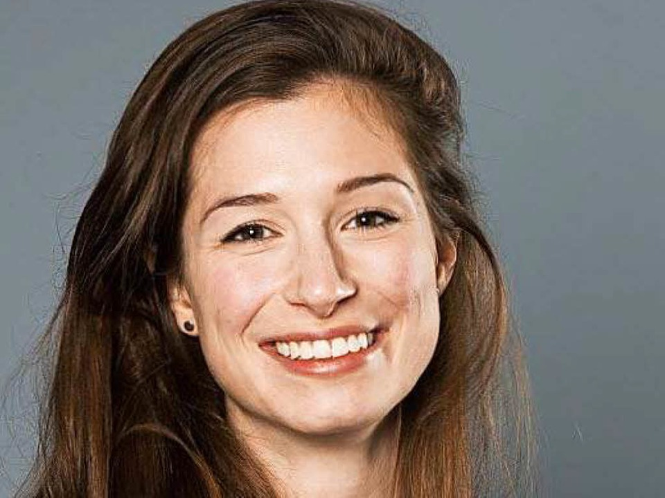 Julia Nestlen, Radio-Redaktion  | Foto: Baschi Bender