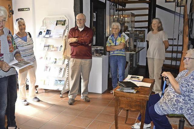 Nach dem Crashkurs durchs Keramikmuseum