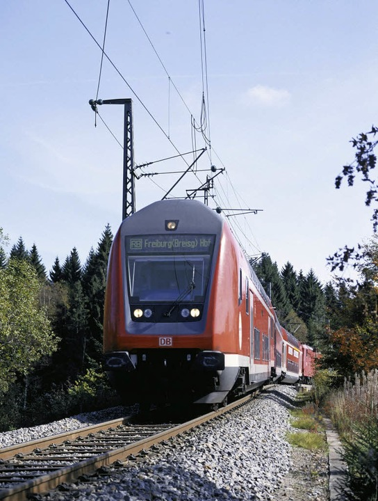 Die Höllentalbahn fährt zwischen Donau...g auf den Tag genau seit 115 Jahren.      Foto: Bahntech