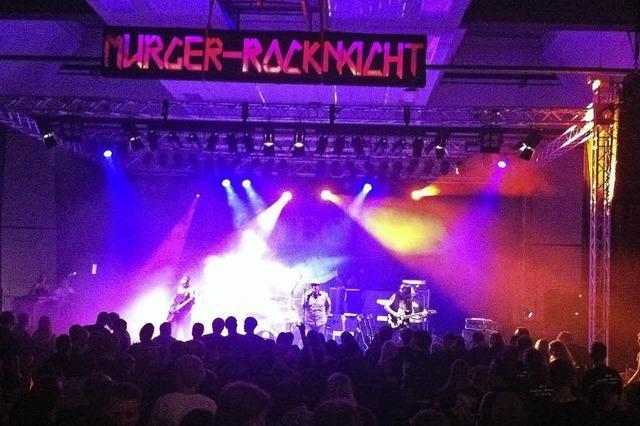 Murger Rocknacht pausiert