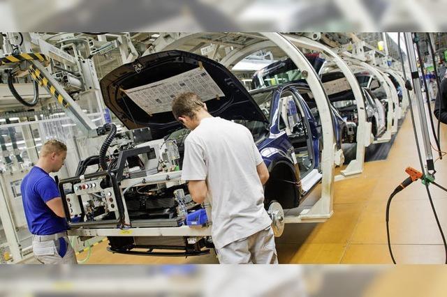 Bei VW tobt ein Kampf mit sächsischen Zulieferern