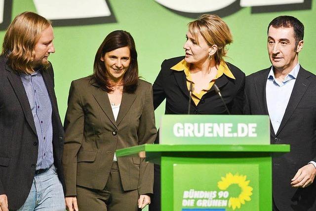 Die Grünen wollen endlich wieder mitregieren