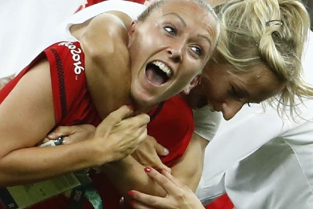 Gold im Maracanã: DFB-Frauen feiern erstmals Olympiasieg