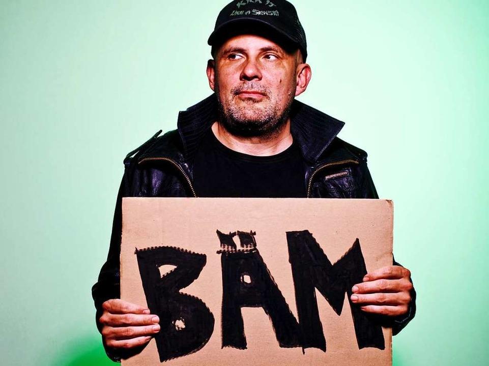 Der DJ Westbam, fotografiert von Oliver Rath, 2015  | Foto: Oliver Rath