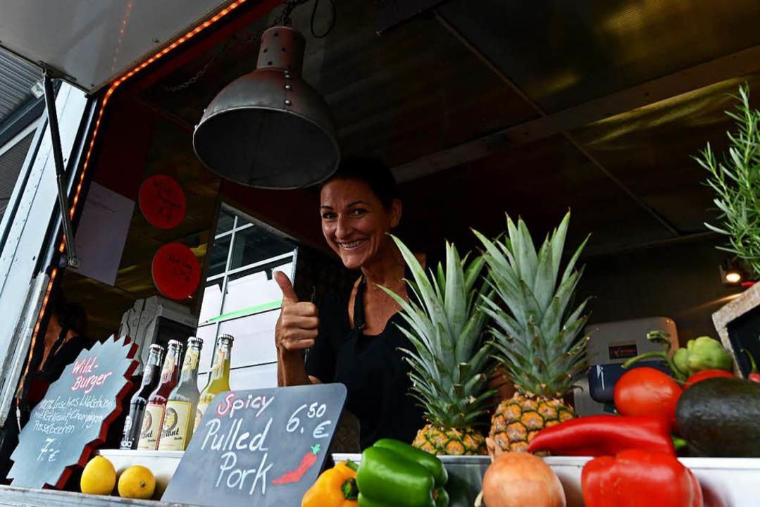 Streetfood-Market in Freiburg  | Foto: Rita Eggstein