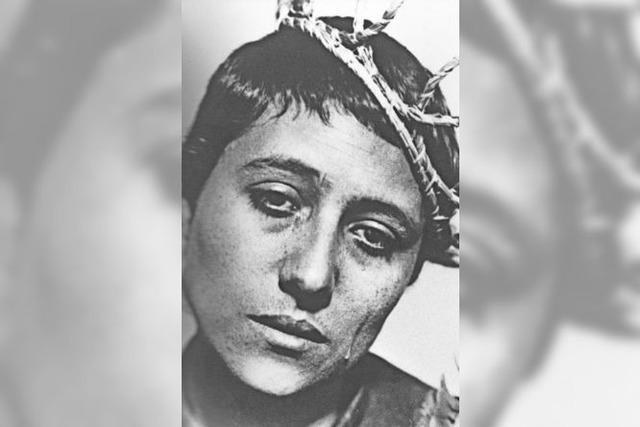 Ein Stummfilm über Jeanne d'Arc von 1929 beendet die Filmreihe