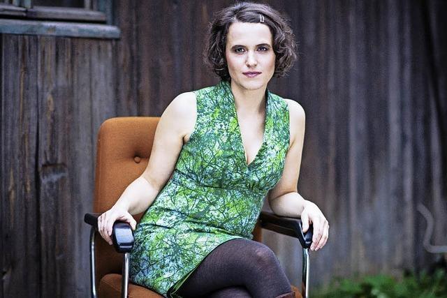 Katriana bringt Indie-Pop-Chansons ins Jos-Fritz-Café