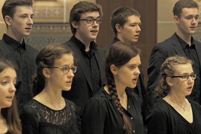 Konzert von Barock bis Jazz und Swing in der evangelischen Stadtkirche