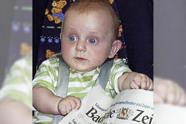 2000: Die Zeitung war von Anfang an dabei