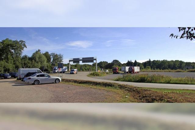 Regierungspräsidium will keine weiteren Parkplätze am