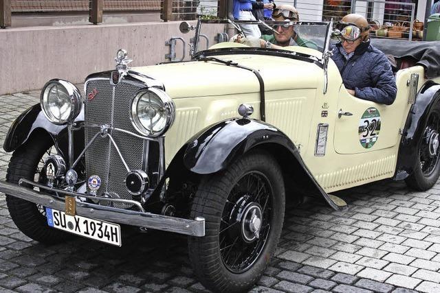 Wahre Raritäten der Automobilgeschichte