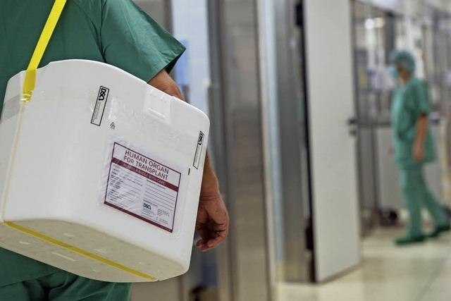 An den Lörracher Kreiskliniken sind Organspenden selten