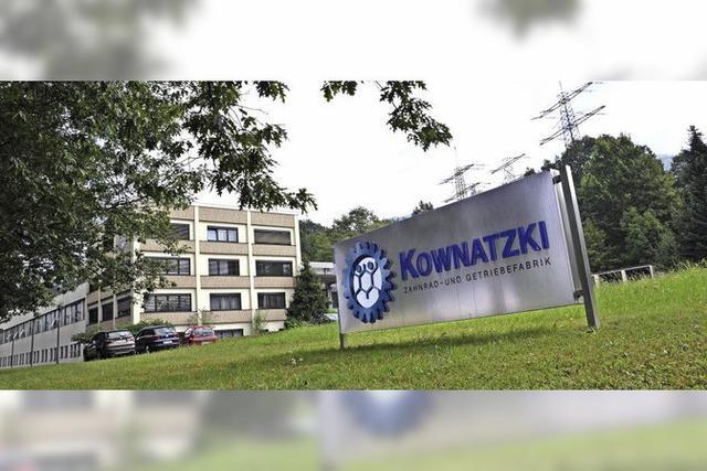 Die Insolvenz von Kowatzki könnte bald zu Ende sein