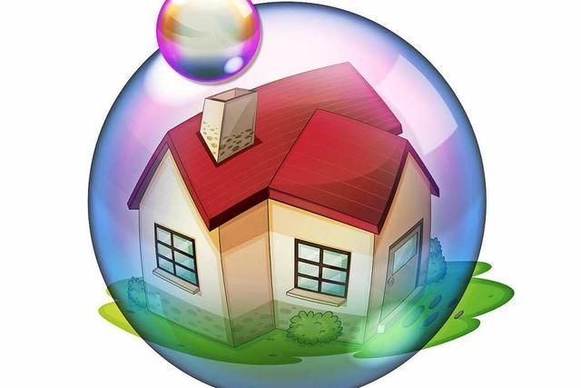 Experten warnen vor Immobilienblase in Südbaden