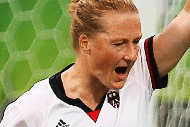 Melanie Behringer tritt aus Nationalmannschaft zurück