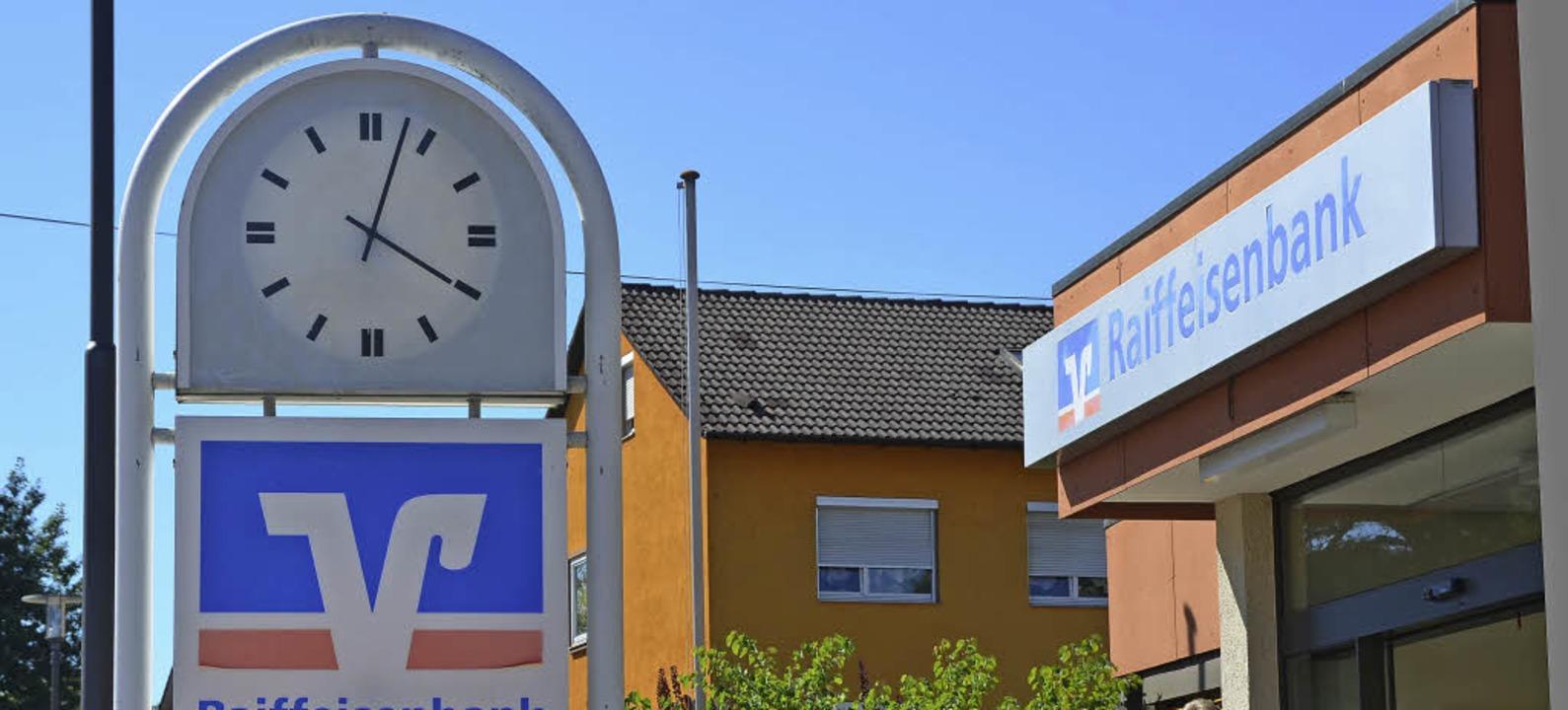 Die Zeit ist abgelaufen: Der alte Stan...der Hindenburgstraße wird geschlossen.    Foto: Max Schuler