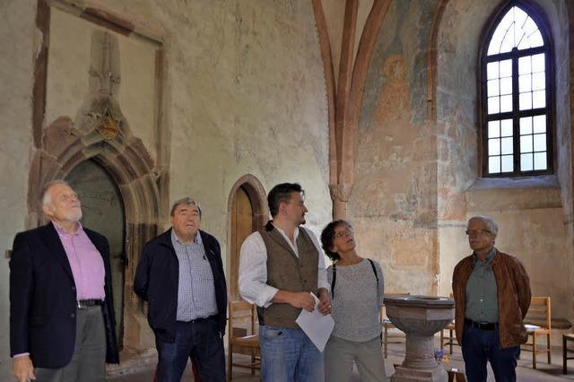 In der Alten Kirche gibt es eine Menge zu entdecken