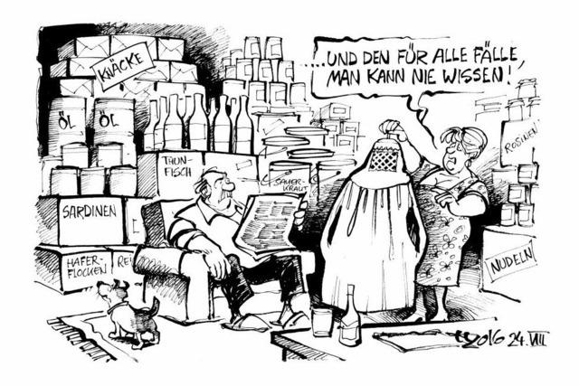Zivilschutzvorsorge