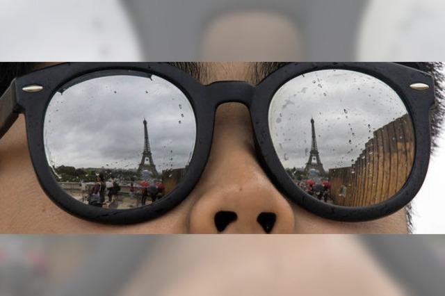 In Paris fehlen die Touristen