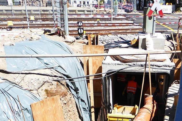 Bahn-Baustelle: Vollsperrung fünf Mal so lang wie geplant