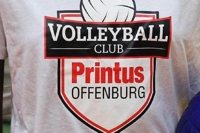 Eine Französin für VC Printus Offenburg