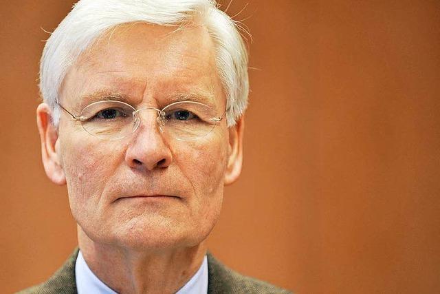 Hamburger Ex-Bürgermeister Henning Voscherau tot