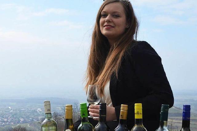 Weinprinzessin Yasmin Isele hat ein ereignisreiches Jahr hinter sich