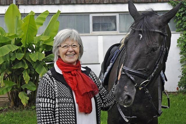 Lahr ist für Pferdesportler attraktiv