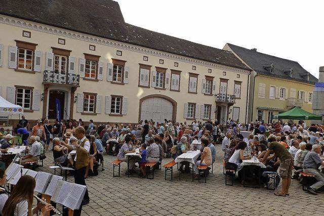 Langer Donnerstag in Müllheim